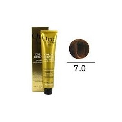 Coloration sans ammoniaque 7.0 Blond naturel . 100ml. Orotherapy