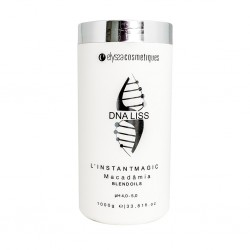 Masque Botox DNA LISS L'Instant Magic Macadâmia. 1000ml. Elyssa Cosmetiques