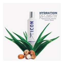 Lot ICON Regimedy Hydratation et Force : Shampooing Drench + Masque Inner Home + Soin Shield
