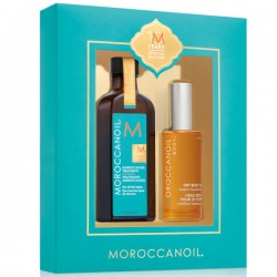 Coffret Moroccanoil Treatment Original 100ml + Dry body oil 50ml